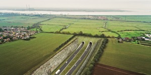 thames_crossing | Option C Route 3