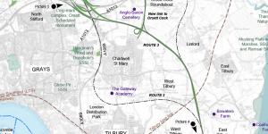 Highways England Option 3 Baker Street