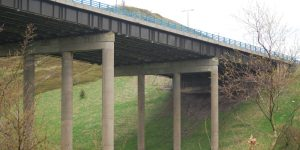 motorway on stilts | Thames Crossing Action Group