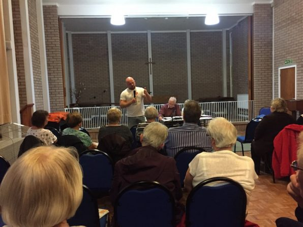 chadwell forum meeting
