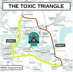 toxic triangle