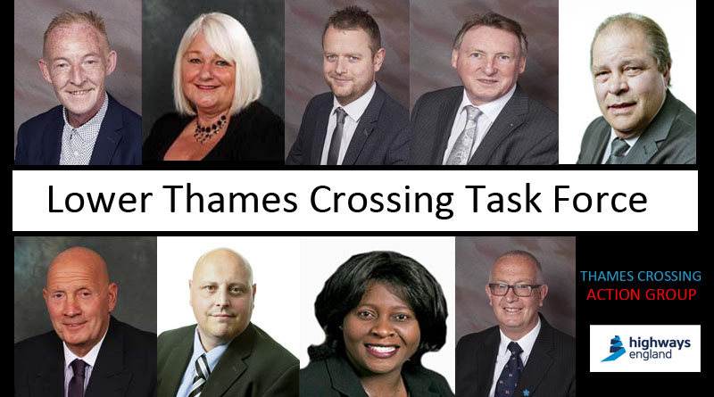 First Lower Thames Crossing Task Force Meeting