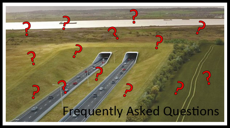 TCAG Frequently Asked Questions