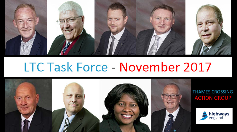 TCAG Nov 2017 Task Force Meeting