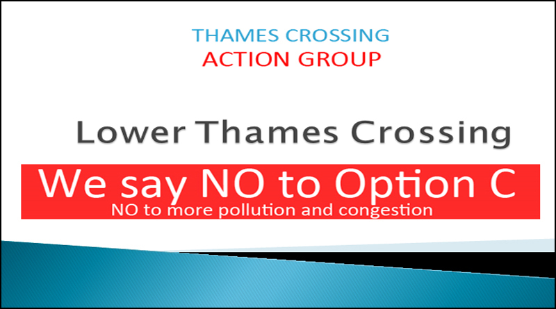 Some facts about the proposed Lower Thames Crossing