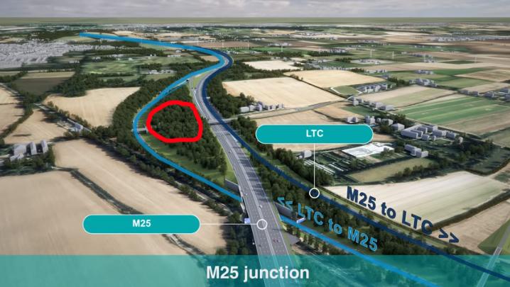 M25/LTC Stranded Families