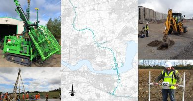 Ground Investigations for proposed Lower Thames Crossing