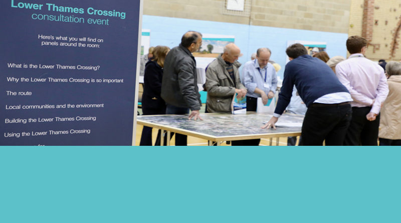 Lower Thames Crossing Supplementary Consultation Events