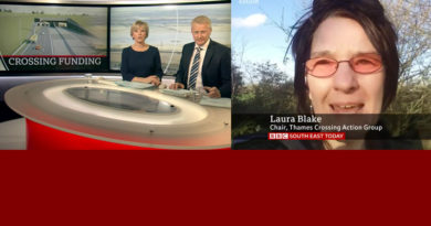 BBC South East News – LTC Budget 2020