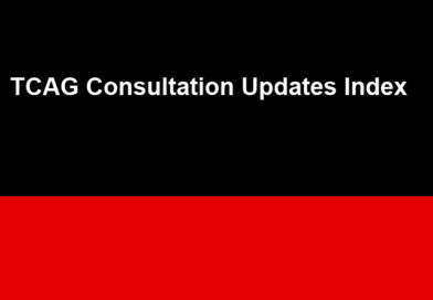 LTC Supplementary Consultation 2020 Index