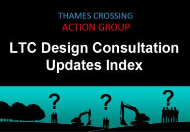 LTC Design Consultation Updates Index