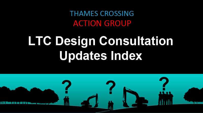 LTC Design Consultation Updates Index