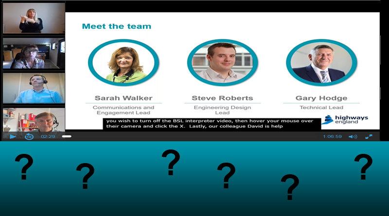 LTC Consultation webinars