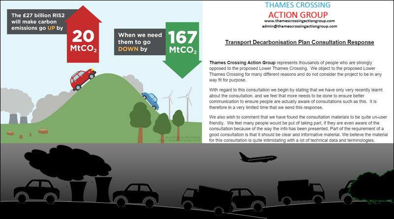 Transport Decarbonisation Plan Consultation Response