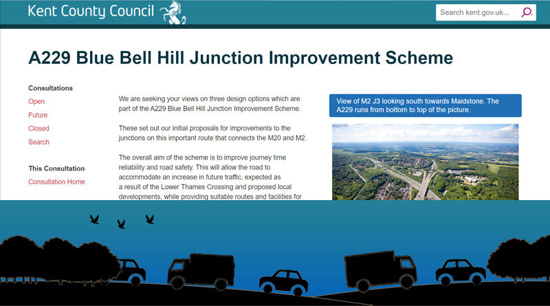 Blue Bell Hill Consultation