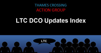 LTC DCO Updates Index