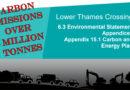 LTC Carbon Emissions