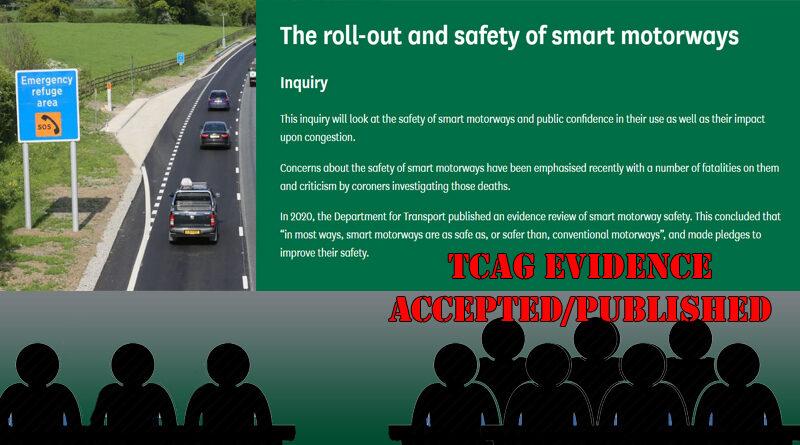 'Smart' motorways public inquiry
