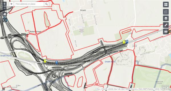 A13 Bottleneck Map