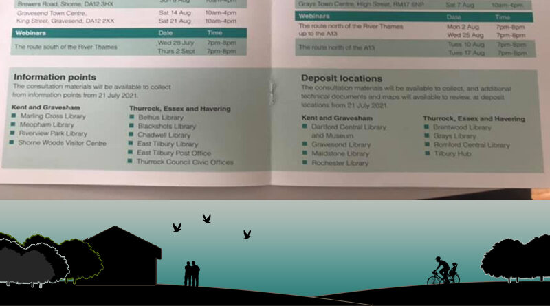 Community Impacts Consultation Deposit and Information Locations