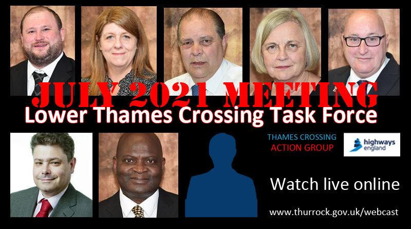 July 2021 LTC Task Force Meeting