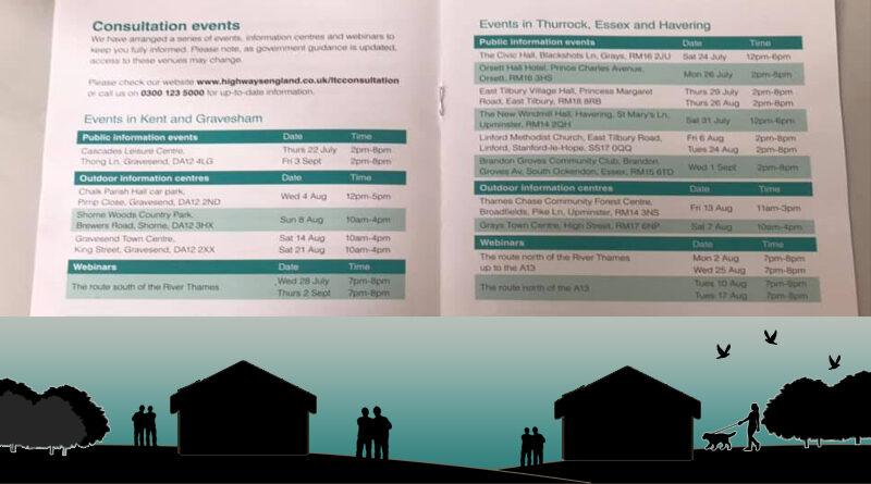 LTC Community Impacts Consultation Events