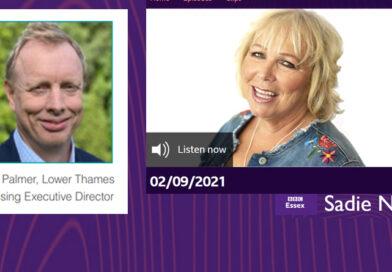 BBC Essex Radio 2 Sept 2021